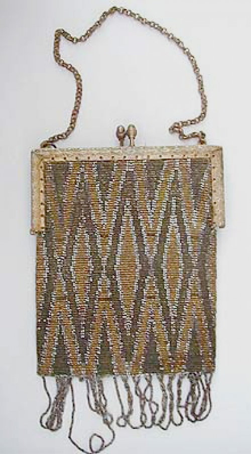 Purses - French Steel Bead Purse