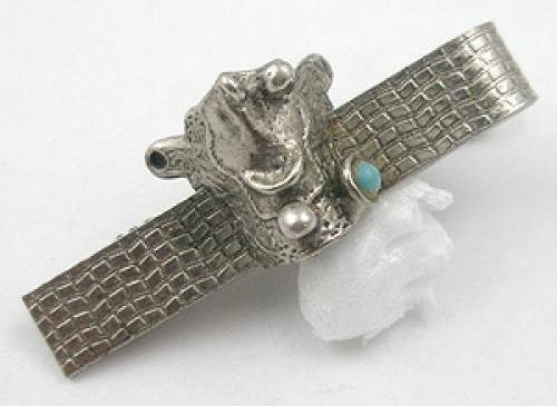 Men's Jewelry - Southwestern Saddle Tie Bar