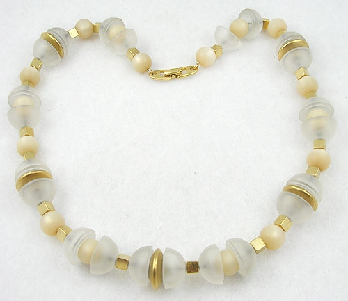 Napier - Napier Lucite Beads Necklace