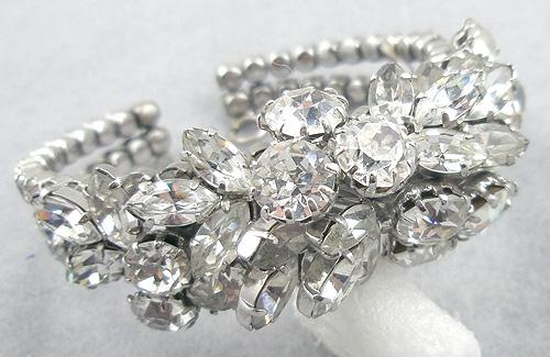 Austria - Schoffel Rhinestone Bracelet