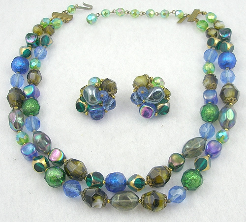 Jonné/Schrager - Jonne Glass Bead Necklace Set
