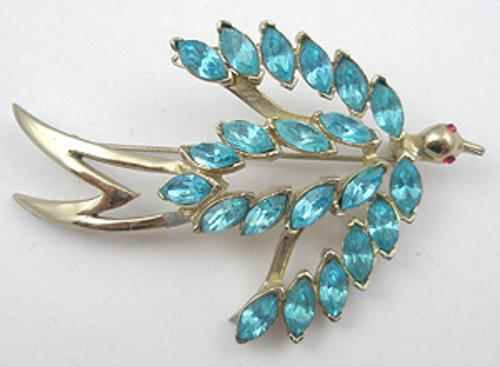 Newly Added Corocraft Bird Brooch