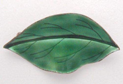 Brooches - Eigel Jensen Leaf Brooch