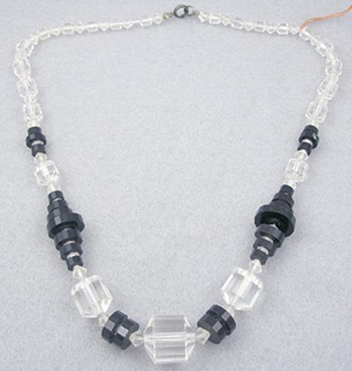 Necklaces - Wenzel Quartz Bead Necklace