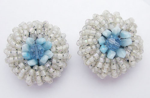 End of Year Sale! 30-50% OFF - Eugene Glass Bead Earrings