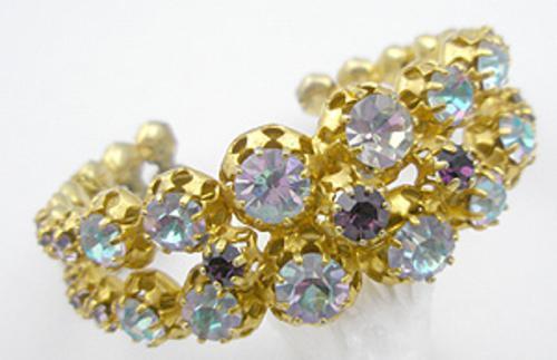 Newly Added Austria Alexandrite Rhinestone Bracelet