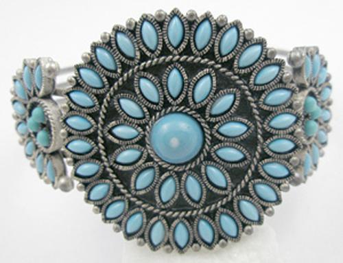 Newly Added Vintage Zuni Style Southwestern Bracelet