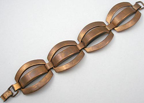Newly Added Rebajes Copper Link Bracelet
