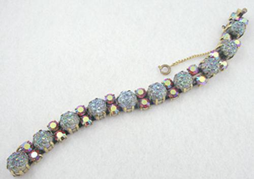 Newly Added Schiaparelli Lava Glass Bracelet