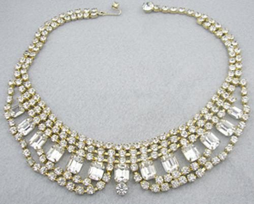 Kramer - Kramer Rhinestone Necklace