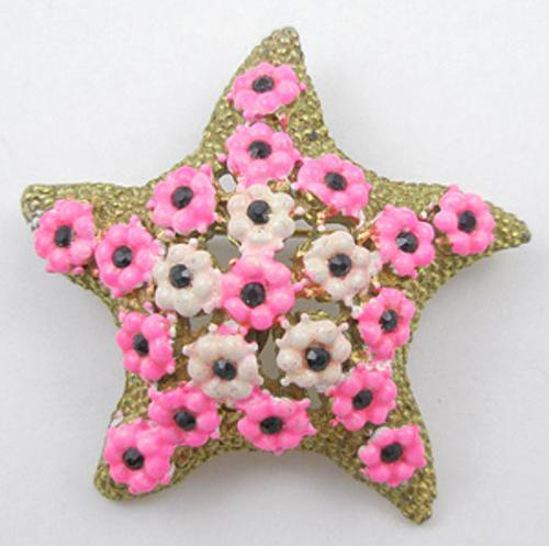 Brooches - Har Starfish Brooch