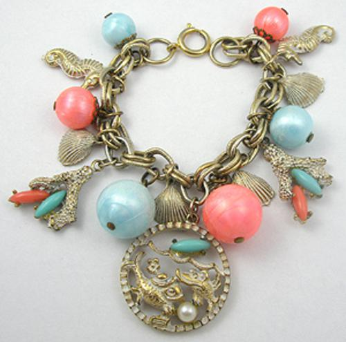 Newly Added Ocean Charm Bracelet