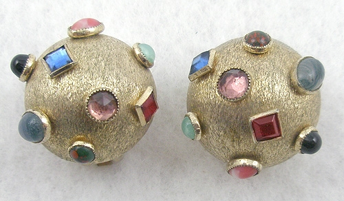Bergère - Bergeré Jeweled Earrings