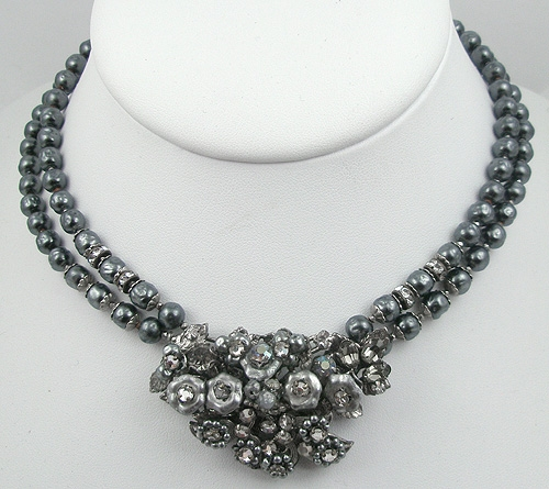 Pearl Jewelry - Original by Robert Tahitian Pearl Necklace