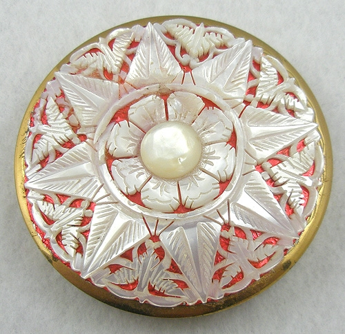 Compacts - Mother-of-Pearl Compact