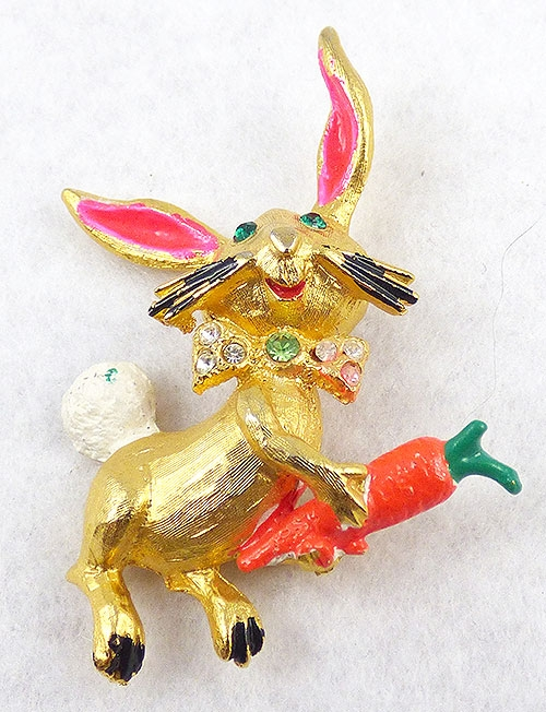 Brooches - Mylu Bunny Rabbit Brooch