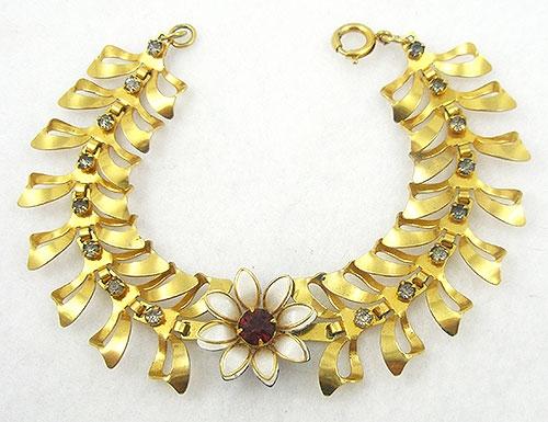 Bracelets - Vintage Daisy Bracelet