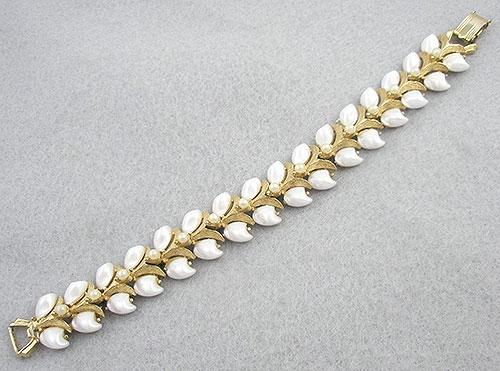 Pearl Jewelry - Florenza Faux Pearl Bracelet