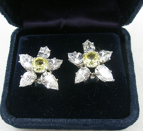 Countess Madeleine - Countess Mdeleine Yellow Sapphire Earrings