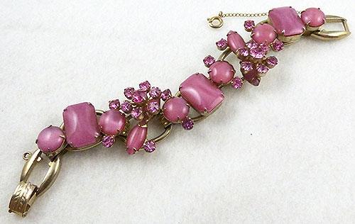 Bracelets - DeLizza and Elster Pink Bracelet