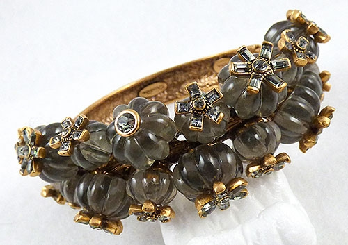 Winter Colors Jewelry - Oscar de La Renta Pomegranate Bracelet