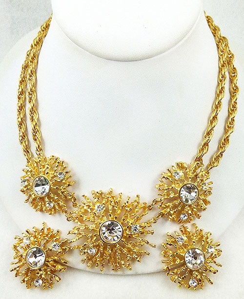 Lane, Kenneth J. - K.J.L. for Avon 'Regal Riches' Necklace Set
