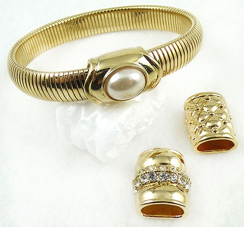 Newly Added Joan Rivers Convertible Omega Bracelet