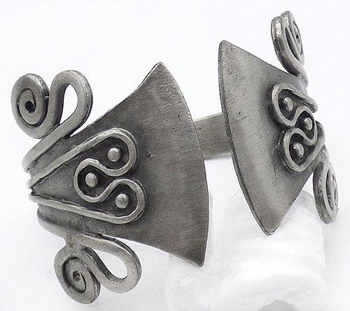 Newly Added Lysgaard Design Danish Pewter Bracelet