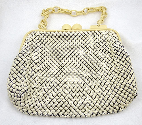 Purses - Whiting and Davis Alumesh Purse
