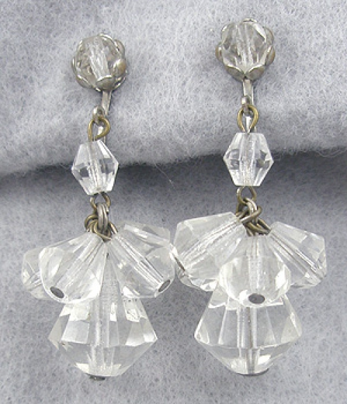 Earrings - Germany Crystal Chandelier Earrings